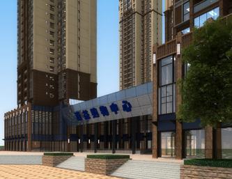 自贡和大商业广场项目